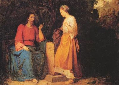 Неделя о самаряныне: источник истинного Света