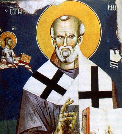 Загадки жития святителя Николая
